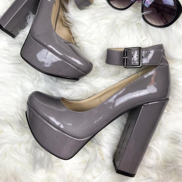 Madden Girl Shoes   Patent Platform